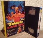 VHS - Zombies - Cannibal Ferox - GM HB