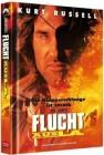 FLUCHT AUS L.A. - DVD+BLU-RAY - MEDIABOOK - UNCUT - OVP!