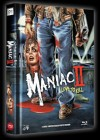 MANIAC 2 - LOVE TO KILL - DVD+BLU-RAY - MEDIABOOK - OVP!!