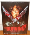 THE BURNING lim. 2000 Turbine Mediabook (NEU/ OVP)