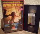 VHS - Never Cry Devil - IMV
