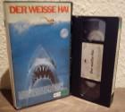 VHS - Der Weisse Hai - Taurus Erstauflage-Cover verschweisst