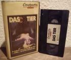 VHS - Das Tier - Constantin Erstauflage Cover verschweisst