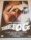 Dragon VHS John Carpenter THE FOG NEBEL DES GRAUENS RAR