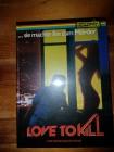Love to Kill Mediabook Maniac 2 Ovp