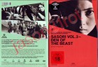 Sasori - Vol. 3 - Den Of The Beast / NEU OVP uncut