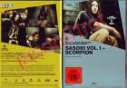 Sasori - Vol. 1 - Scorpion / DVD NEU OVP uncut