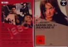 Sasori - Vol. 2 - Jailhouse 41 / DVD NEU OVP uncut