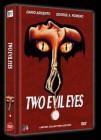Mediabook Two Evil Eyes (uncut) Lim Coll. #084/111A