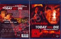 Today You Die / Blu Ray NEU OVP uncut Steven Seagal