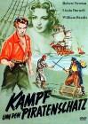 DER KAMPF UM DEN PIRATENSCHATZ  Abenteuer  1952