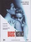 Basic Instinct (uncut) Mediabook BD Lim#500/500A