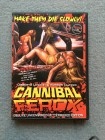 Cannibal Ferox uncensored DVD