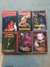 6 DVD Splatter Filme (incl. Maneater und Braindead) deutsch
