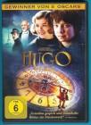 Hugo Cabret DVD Ben Kingsley, Sacha Baron Cohen NEUWERTIG