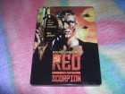 RED SCORPION Unrated Steelbook inkl. Booklet Dolph Lundgren