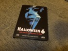 Blu-ray Halloween 6 Cover A Soundtrack Mediabook Sammlung