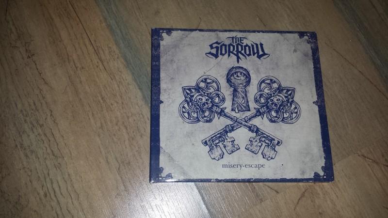 The Sorrow - Misery Escape CD