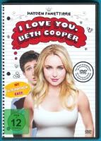 I love you Beth Cooper DVD mit Vermietrecht NEUWERTIG
