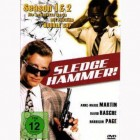 3 * DVD Sledge Hammer! Season 1+2 + Pilotfilm Double Cop.