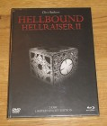 Hellraiser II - Hellbound - 2-Disc L.E. uncut - Black - Neu!