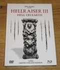 Hellraiser III - L.E. unrated - White Edition- Neu + OVP!