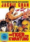 Der Tiger von Kwantung - DVD - UNCUT