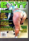 Big Black Butt  Presents Tailends Dezember 2011 Magazin NEU