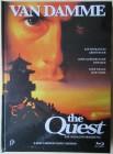 The Quest - BD/DVD Mediabook - NEU OVP