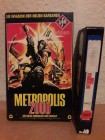 Metropolis 2000 (Hartbox)-----------UFA-----------VHS