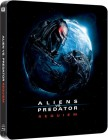Alien Vs. Predator 2: Requiem - Steelbook Edition Blu-ray