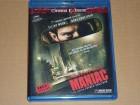 MANIAC - Uncut Version (Remake) Blu Ray, Top