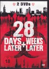 DVD 28 Days & 28 Weeks later Doppel DVD