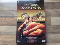 DER NEW YORK RIPPER große XT HARTBOX COVER B TOP ZUSTAND