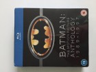 Batman Anthology  - Blu Ray Box -Teil 1-4  Top! OVP!