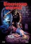BR+DVD Underground Werewolf - 2-Discs Mediabook