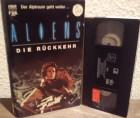 VHS - Aliens - Die Rückkehr - CBS FOX HB