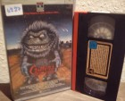 VHS - Critters 1 - RCA Erstauflage