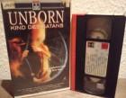 VHS - Unborn - RCA Erstauflage