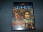Flesh + Blood DVD no Total Recall Starship Troopers Robocop
