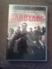 Sabotage DVD Arnold Schwarzenegger
