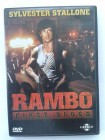 Rambo Fist Blood DVD Sylvester Stallone