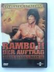 Rambo II Der Auftrag DVD Sylvester Stallone