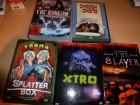 DVD - Raritäten (Troma Splatter Box, X-Tro, Asylum Box...