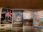 VHS Paket Tierhorror: Insect, Stunde der Ratte, Barracuda +1