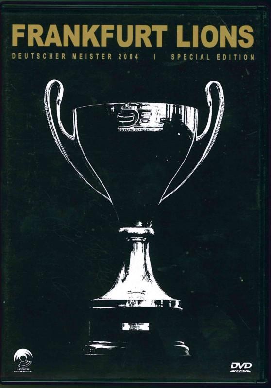 Frankfurt Lions - DVD (X)