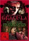 Blood for Dracula / Flesh for Frankenstein - DVD   (X)