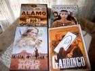 Pocahontas + Wind River + Alamo - 4 DVDs