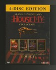 HOUSE 1 - 4 COLLECTION (Cunningham) # 4 DISK EDITION + DVD