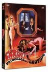 Eine Jungfrau in den Krallen von Zombies Mediabook Cover A